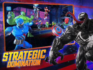 MARVEL Strike Force - Squad RPG 10