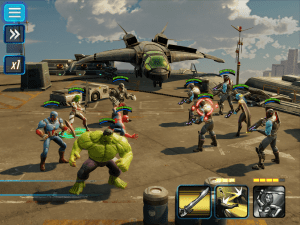 MARVEL Strike Force - Squad RPG 1