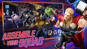 MARVEL Strike Force - Squad RPG 3