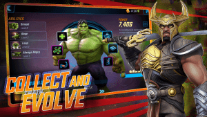 MARVEL Strike Force - Squad RPG 7