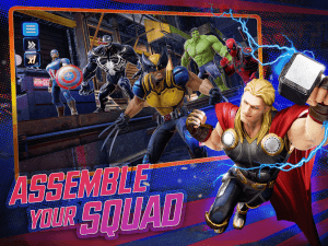 MARVEL Strike Force - Squad RPG 8