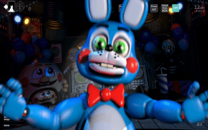 Ultimate Custom Night 9