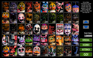 Ultimate Custom Night 11